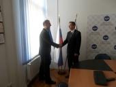 Посјета Словенији 2012. година