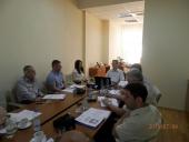 Састанак координационе групе - 09.07.2013. године