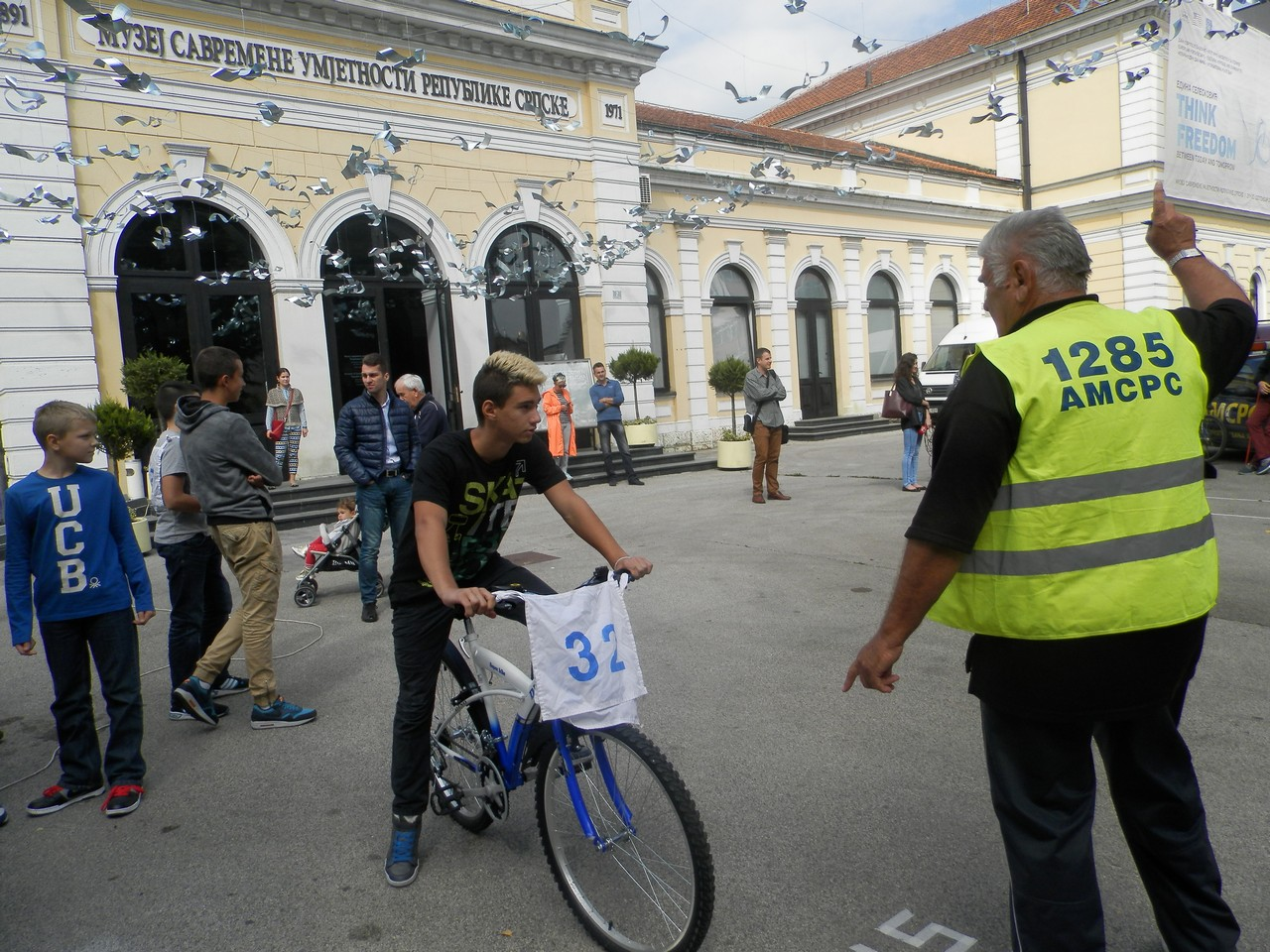 """У Републици Српској обиљежен """"Дан без аутомобила"""""""