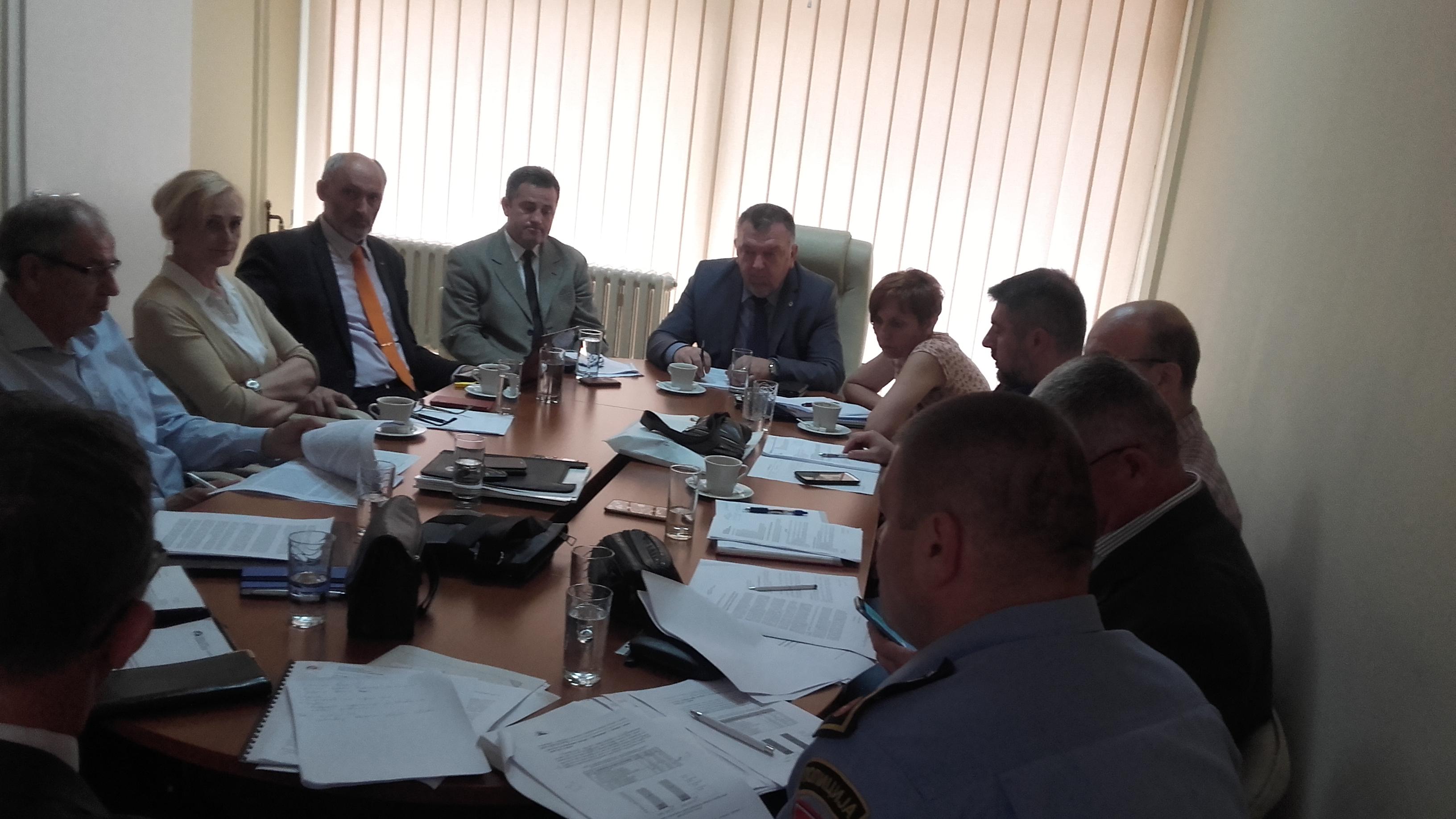 Одржана XIХ редовна сједница Свјета за безбједност саобраћаја Републике Српске