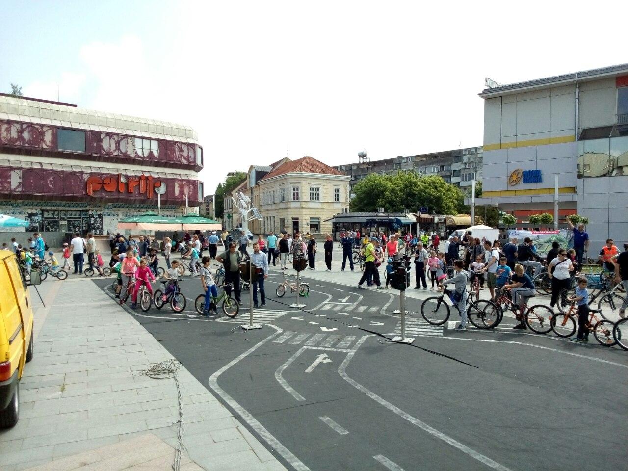 Приједор у духу промоције здравог живота – IV бициклијада у част града