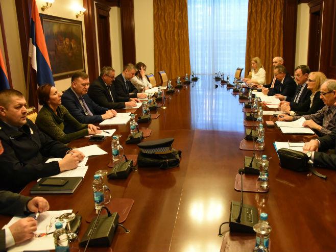 Одржана IV редовна сједница Савјета за безбједност саобраћаја Републике Српске