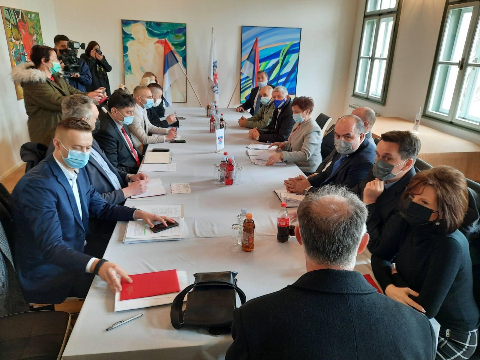 Нови Град - До септембра анализа стања на свих 248 пружних прелаза у Републици Српској