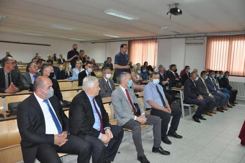 Одржана свечана академија на Саобраћајном факултету у Добоју
