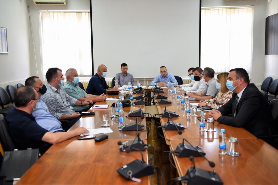 Конституисан Савјет за безбједност саобраћаја града Приједора