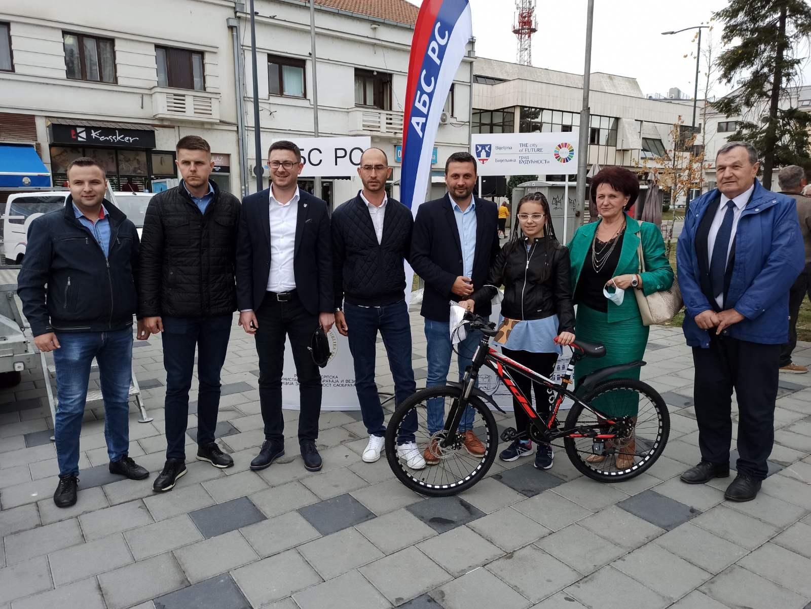 У Бијељини обиљежена Европска недјеља мобилности